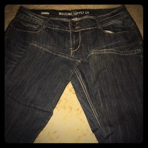 Size 15 Mossimo Boot Cut Jeans